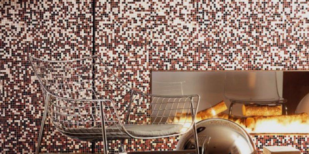 Bisazza-Mosaik-Farbverlauf